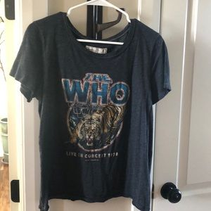 Abercrombie & Fitch Band Tee The Who